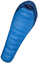 Спальник Marmot Trestles 15 Long, Cobalt Blue/Blue Night