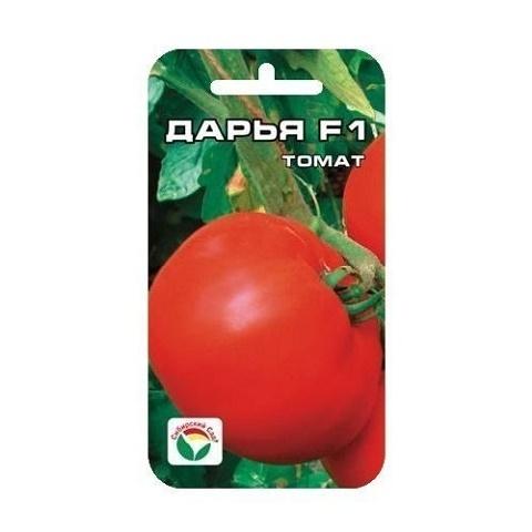 Дарья F1 15шт томат (Сиб сад)