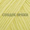 Пряжа Gazzal Baby Cotton XL 3413 (св. лимон)