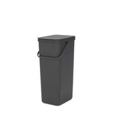 Ведро для мусора Sort & Go 40л, артикул 251047, производитель - Brabantia
