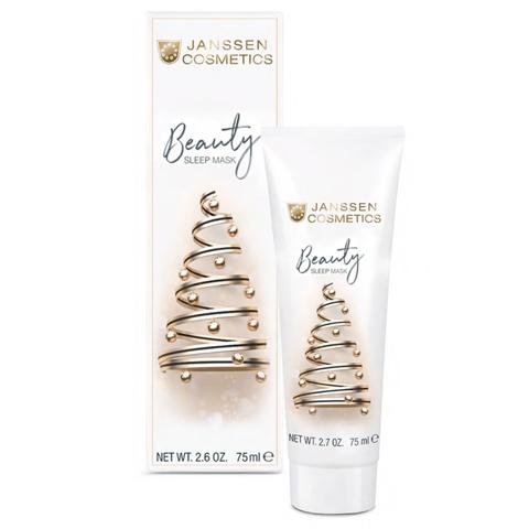 Janssen Christmas Promotions 2022: Ночная восстанавливающая маска для лица (Beauty Sleep Mask)