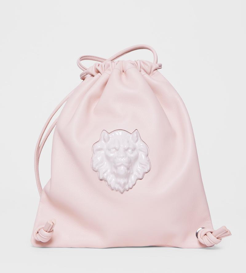 Рюкзак из кожи Lion Nude