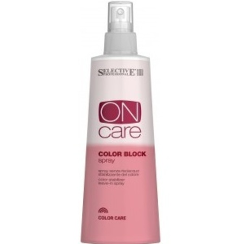 Несмываемый спрей для стабилизации цвета, Selective Block Spray,250 мл