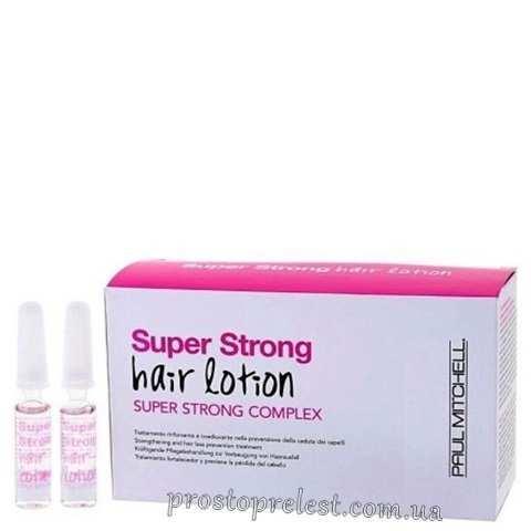 Paul Mitchell Super Strong - Лосьйон для зміцнення волосся