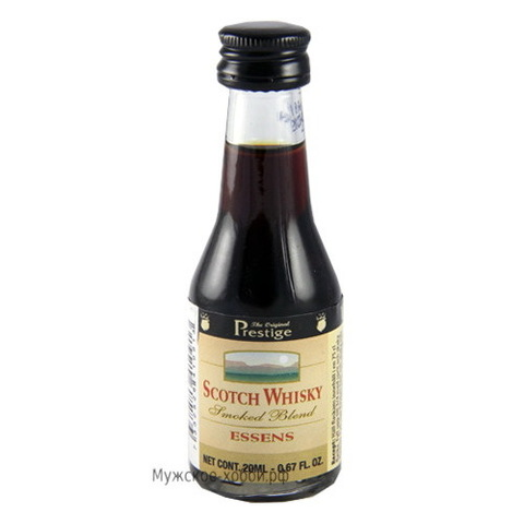 Эссенция Prestige Smoked scotch whisky, 20 мл на 750 мл