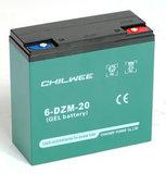 Аккумулятор CHILWEE 6-DZM-20 ( 12V 24Ah / 12В 24Ач ) - фотография