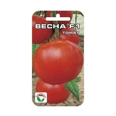 Весна F1 15шт томат (Сиб сад)