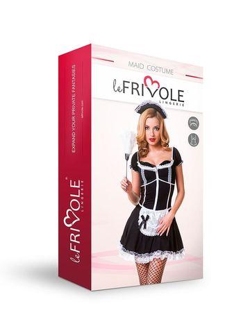 Эротический костюм для ролевых игр Le Frivole Роковая служанка, размер S