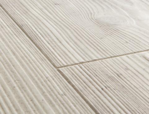 Concrete Wood light grey | Ламинат QUICK-STEP IM1861