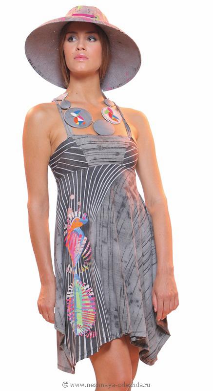 Модное летнее платье Save The Queen