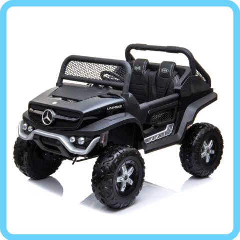 Mercedes-Benz Unimog Concept 4WD (ЛИЦЕНЗИОННАЯ МОДЕЛЬ) (Полноприводный, двухместный)