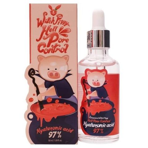 Сыворотка с гиалуроновой кислотой  Hell-Pore Control Hyaluronic Acid 97% 50 мл.