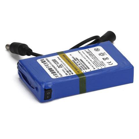 Литий-ионный аккумулятор 12 V