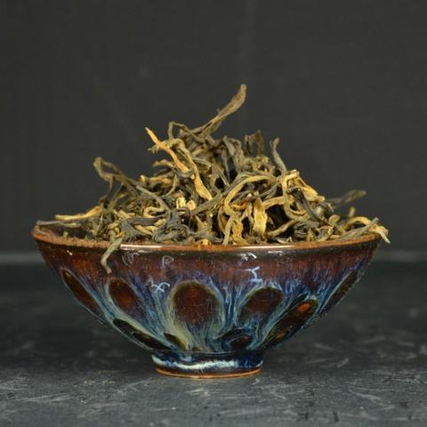 Дянь Хун В, Красный чай