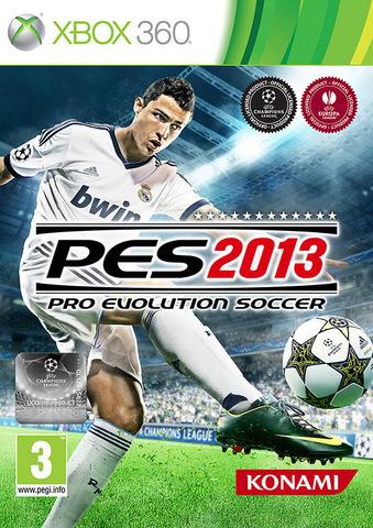 Pro Evolution Soccer 2013 (Xbox 360, русские субтитры)