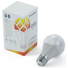 Лампа Nanoleaf Essentials Smart A19 Bulb, умная, 800 лм E27