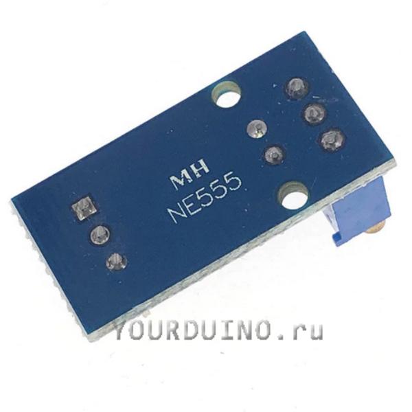 Генератор импульсов NE555