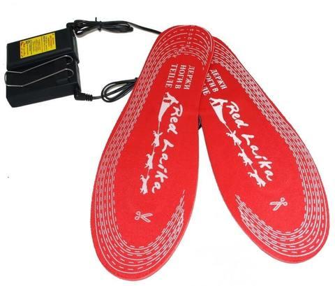Стельки с подогревом RedLaika RL-ST-01 с аккумуляторами
