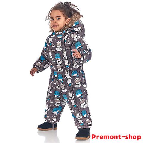 Комбинезон Premont Зоопарк Калгари WP83003 для девочек и мальчиков