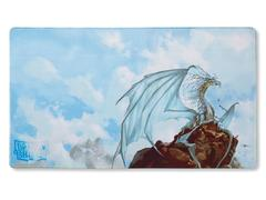 Dragon Shield: Playmat Silver (Caelum)