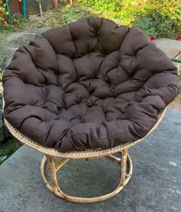 Кресло Папасано темное