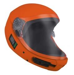 шлем Kiss Orange