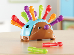 LER8904 Развивающая игрушка Ёжик Спайк Learning Resources