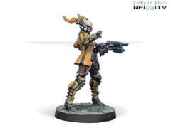 Kaeltar (вооружен Light Shotgun)