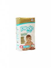 Uşaq bezi \ Подгузники \ Diapers Predo 4 Maxi Jambo 60 pcs.