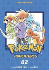 Pokemon Adventures Collectors Edition, Vol. 2