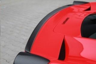 Карбоновый задний спойлер для Ferrari 458 Italia