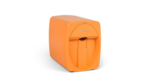 Принтер для ногтей O2Nails M1 Pro Orange (оранжевый)