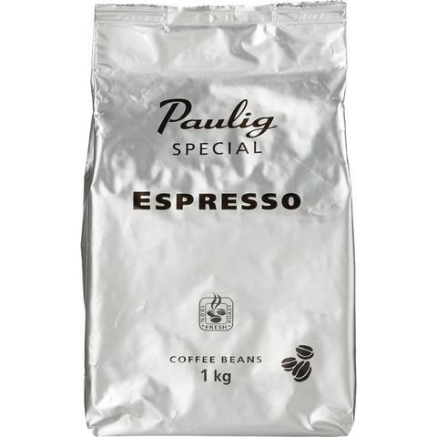 Кофе в зернах Paulig Special Espresso 1 кг
