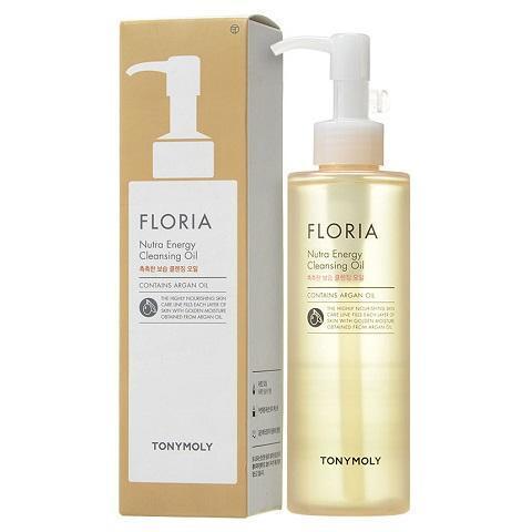 Tony Moly Floria Nutra Energy Cleansing Oil гидрофильное масло для сухой кожи