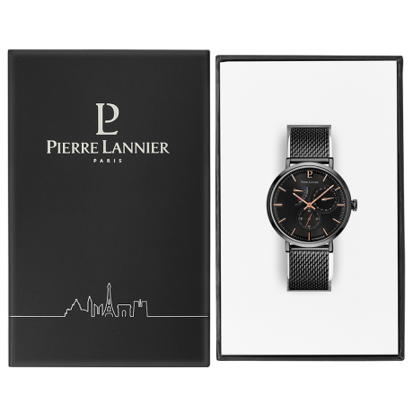 Мужские часы Pierre Lannier Automatic 328D438