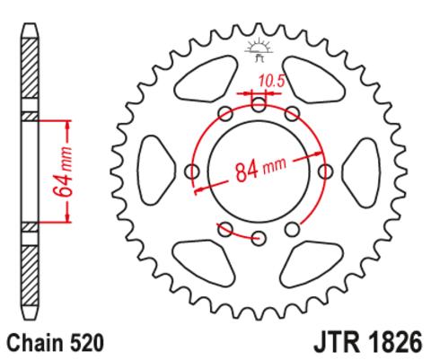 JTR1826