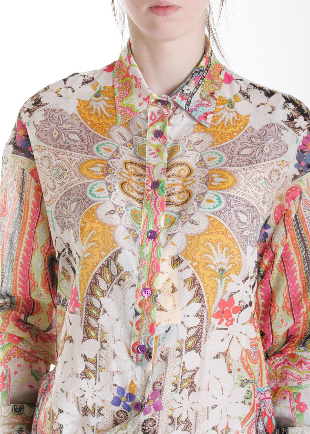 Рубашка-туника ETRO