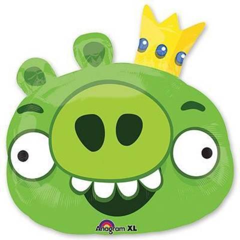 А ФИГУРА/P35 Angry Birds Король Свиней