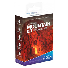 Printed Sleeves Standard Size Mountain v2