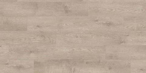 ПВХ плитка, кварц виниловый ламинат Quick Step LVT Balance click Жемчужный серо-коричневый дуб BACL40133