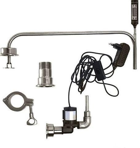 Домашняя пивоварня AquaGradus CraftMaster - комплект 50 литров