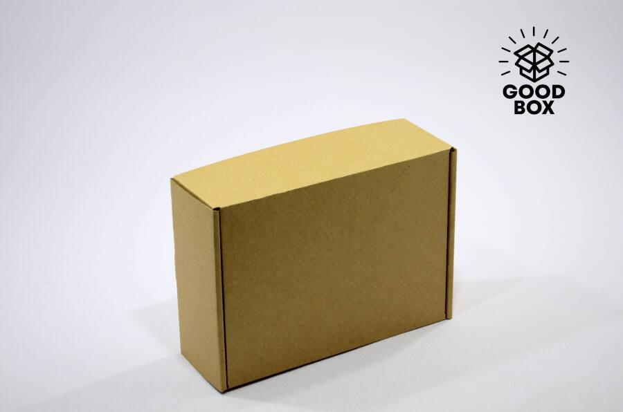 Бурая крафт коробка купить в Казахстане