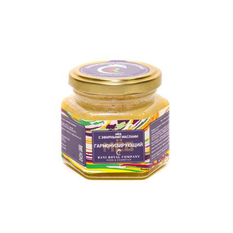 Мёд с эфирными маслами «Гармонизирующий» 120 г
