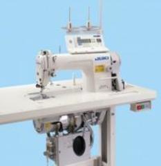 Фото: Одноигольная машина челночного стежка Juki DDL-8700A-7WB/AK-85 (w/CP18)