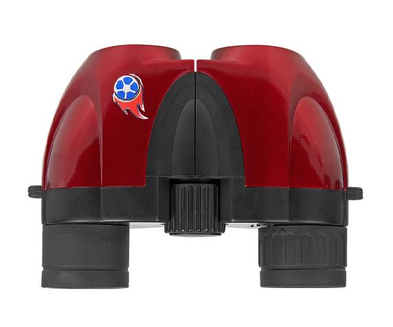 Бинокль Veber 8х21 (Рубин) - центральная регулировка