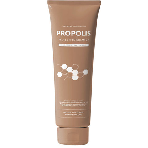 Шампунь для волос ПРОПОЛИС Pedison Institut-Beaute Propolis Protein Shampoo, 100 мл