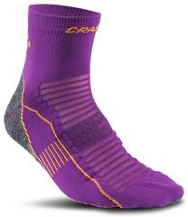 Элитные Летние Носки Craft Cool Bike фиолетовые