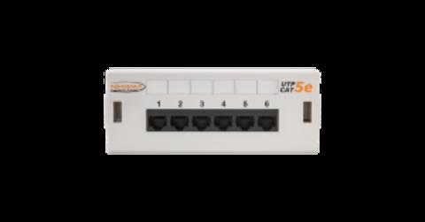 Патч-панель NIKOMAX NMC-WP06UD2-GY