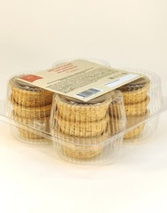 Десертные тарталетки из миндаля (Сладкие), 110 г