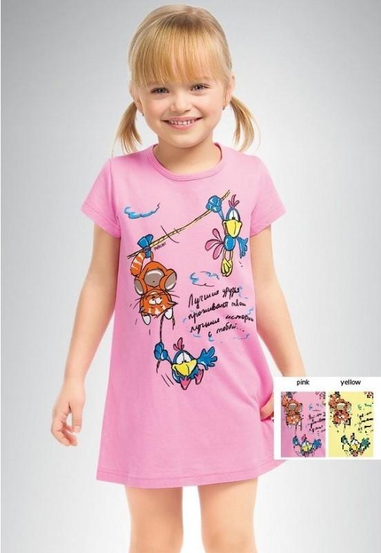 GND339 ночная сорочка для девочек